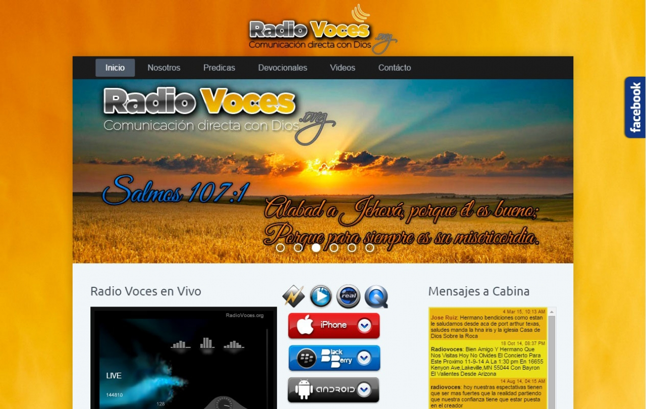 radiovoces.org - MN, USA